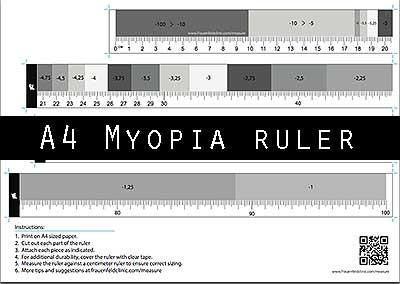 a-4-myopia-ruler