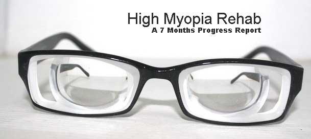 myopia and high myopia