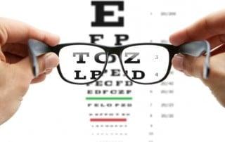 Optometrist Improves: No Longer a High Myope!