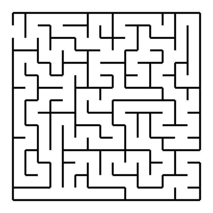 Improve Your Eyes With This Fun Maze Game