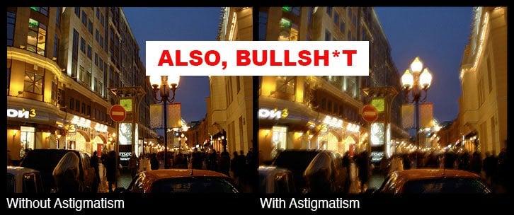 Marie: Eliminated -2.50 Diopters Of Astigmatism - endmyopia.org