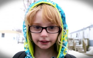 An Avoidable Childhood Fate:  Bullied Because Of Glasses