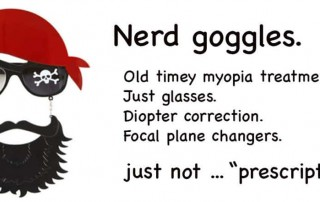 "Let's Stop Calling Glasses ""Prescriptions"""