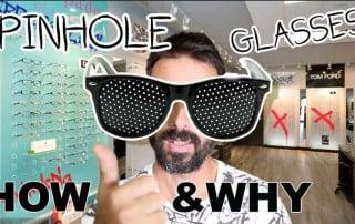 Pinhole Glasses Reviewed:  Do They Work (To Improve Eyesight)?