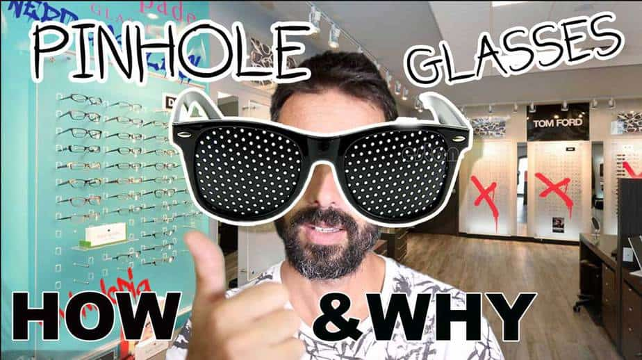 bbffbf551753 Pinhole Glasses Reviewed  Do They Work (To Improve Eyesight ...