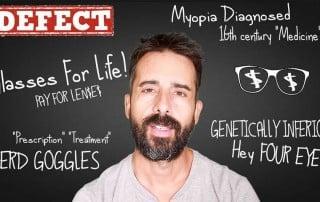 Myopia:  Do You Accept Their Diagnosis? (Video)