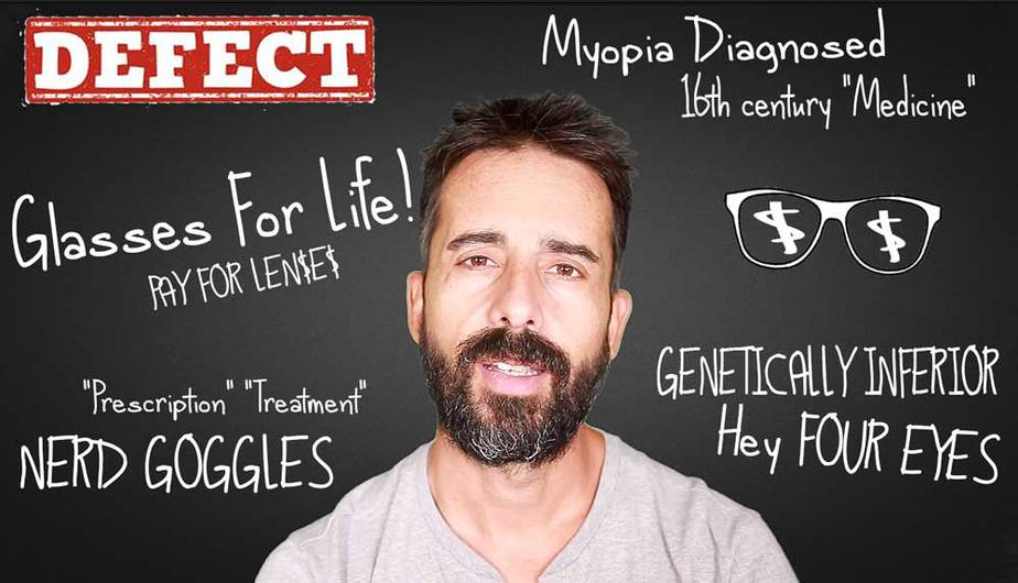 Myopia:  Do You Accept Their Diagnosis? (Video)