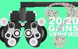 How To Get Independent (Optometrist) Verification Of Improving Eyesight