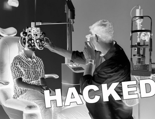 Myopia, Glasses, Destroyed Vision:  Did They Hack You?