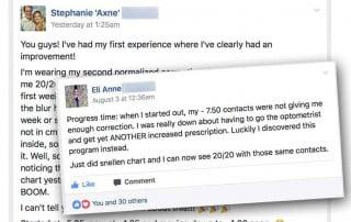 Initial Improvement Experiences: Stephanie & Eli