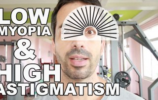 Pro Topic: Low Myopia & High Astigmatism (Video)