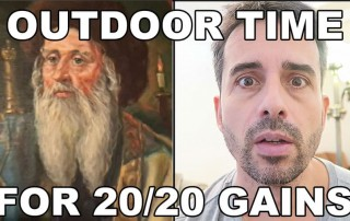 Outdoor 20/20 Gains!