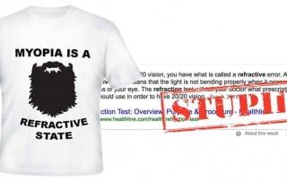 refractive error is dummy speak