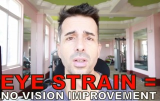 How-To: Untangling Habituated Eye Strain