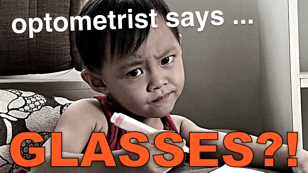 Ophthalmologist Claims 3 Year Old Has 4 Diopters Of Astigmatism