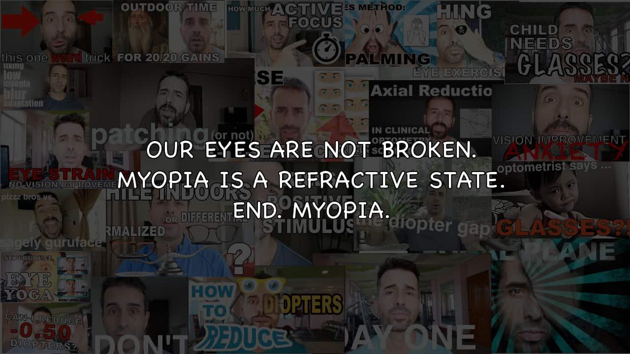 Endmyopia On Youtube