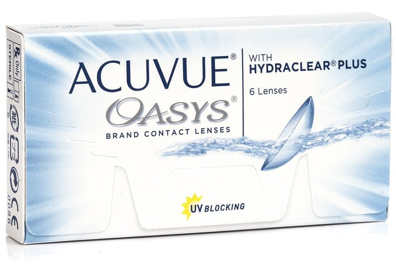 Acuvue Oasys For Astigmatism - The Full Review